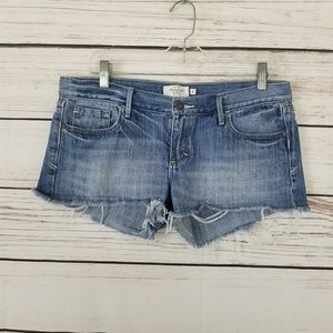 Abercrombie & Fitch | Cut Off Jean Shorts